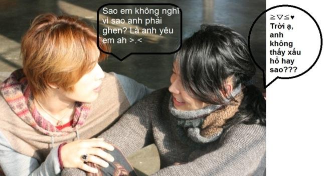 Jaechun love