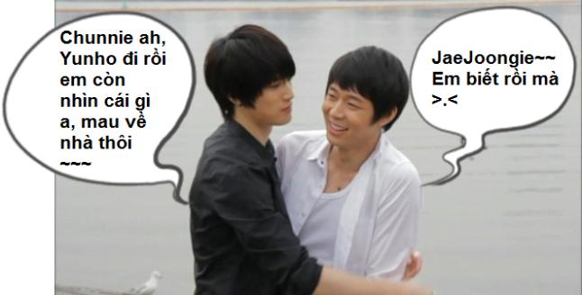 hình ảnh Jaechun dbsk