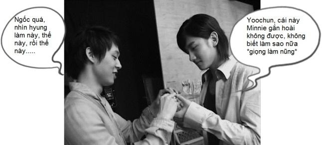 Minchun love