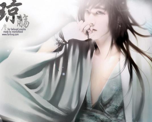 Anh hùng Jung Yunho