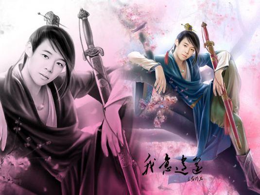 Lãng tử *gật gù* có mấy bộ đam mỹ hình tường này của Yoochun thể hiện rõ lắm.