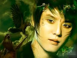 Xin giới thiệu, Kim Junsu, tam phu quân của Park ca *chu choa rất chi là cổ quái nha*