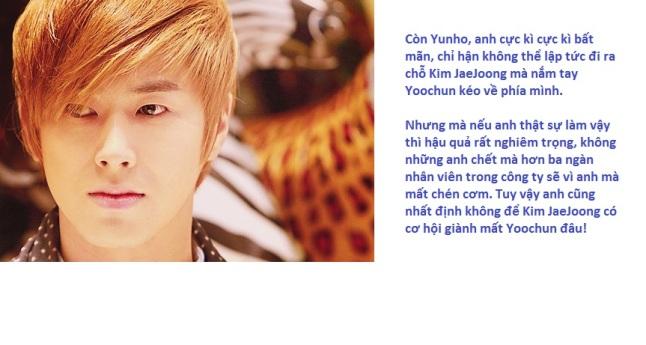 Jung Yunho Hochun