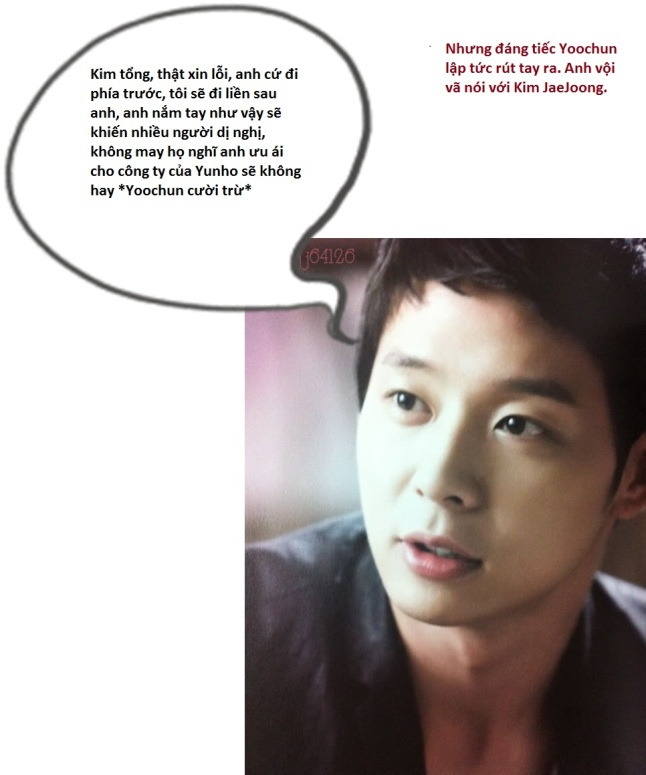 Park Yoochun Kim JaeJoong