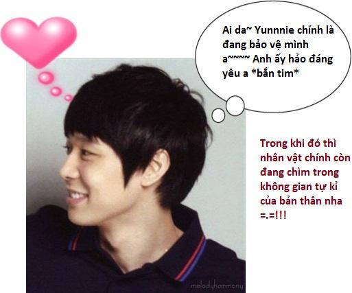 Hochun YunJae