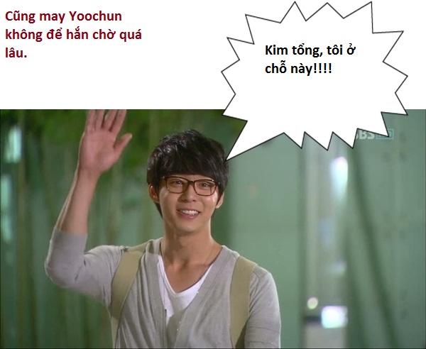 Yoochun cute