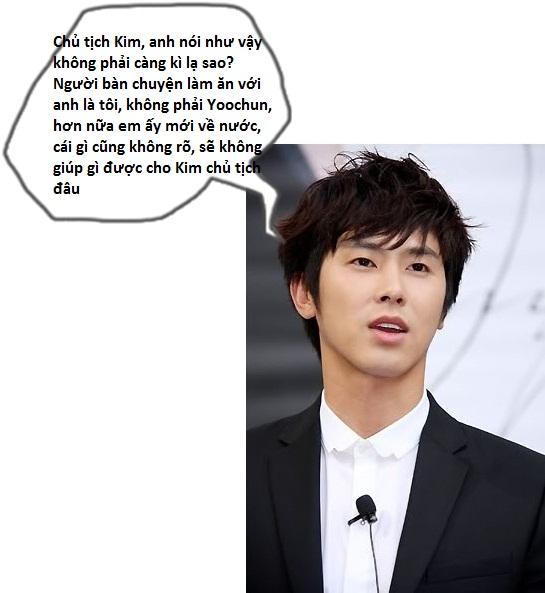 Jung Yunho DBSK