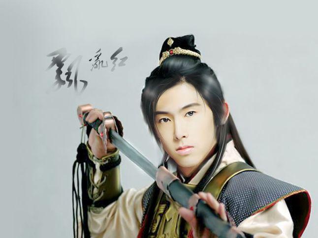 Jung Yunho - Jung tướng quân Uy phong lẫm liệt