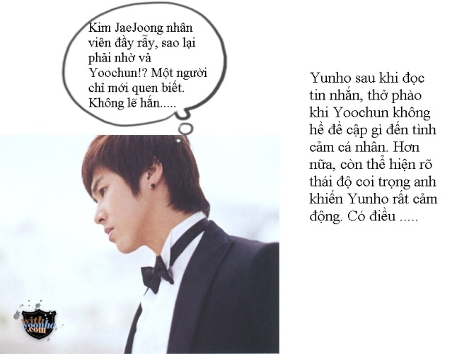 Jung Yunho leader