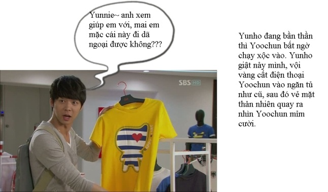 Park Yoochun JYJ